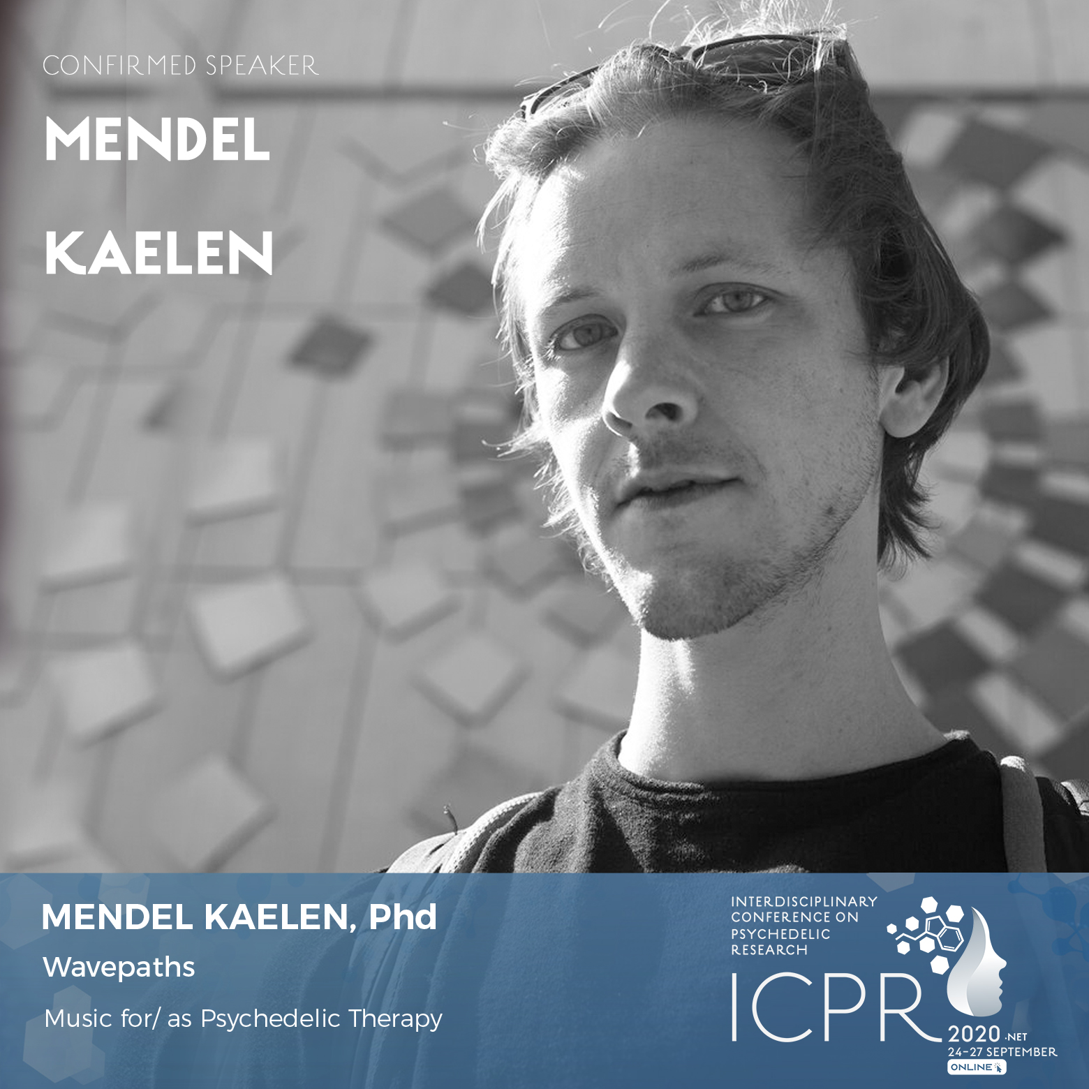 Psychedelic technologies and music therapy: An interview with Mendel Kaelen